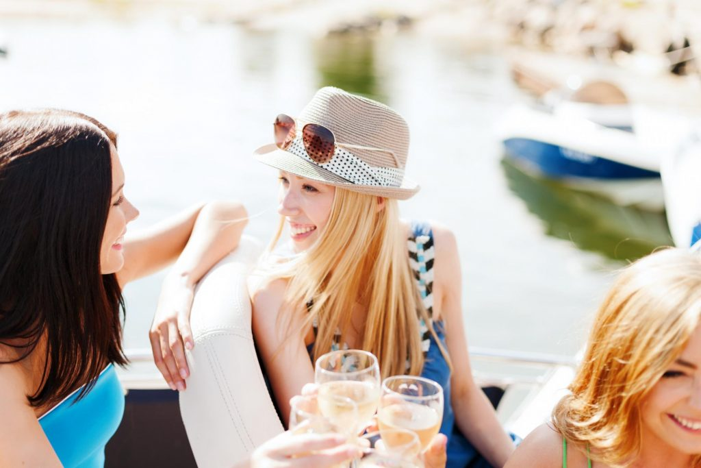 San Diego Boat Cruises - Booze Cruises 2