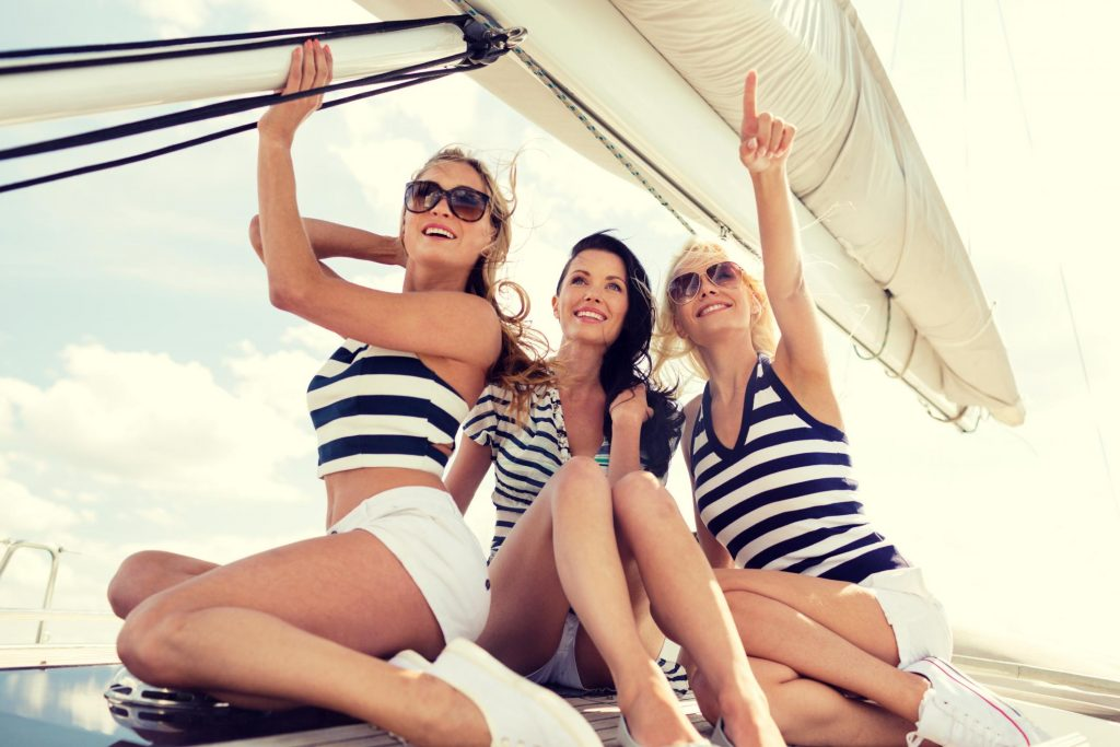 San Diego Boat Cruises - yacht party san diego 2